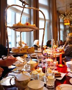 The Rosebery Lounge by Mandarin Oriental