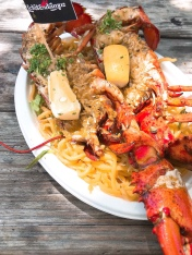Whole Lobster by Lobsterdamus