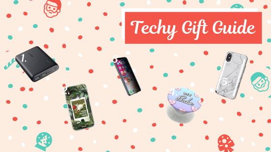 Techy Gift Guide101